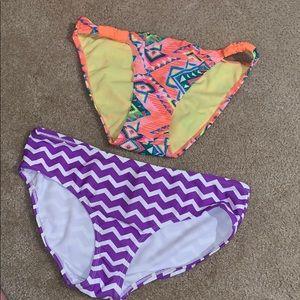 Other - Size medium bikini bottoms